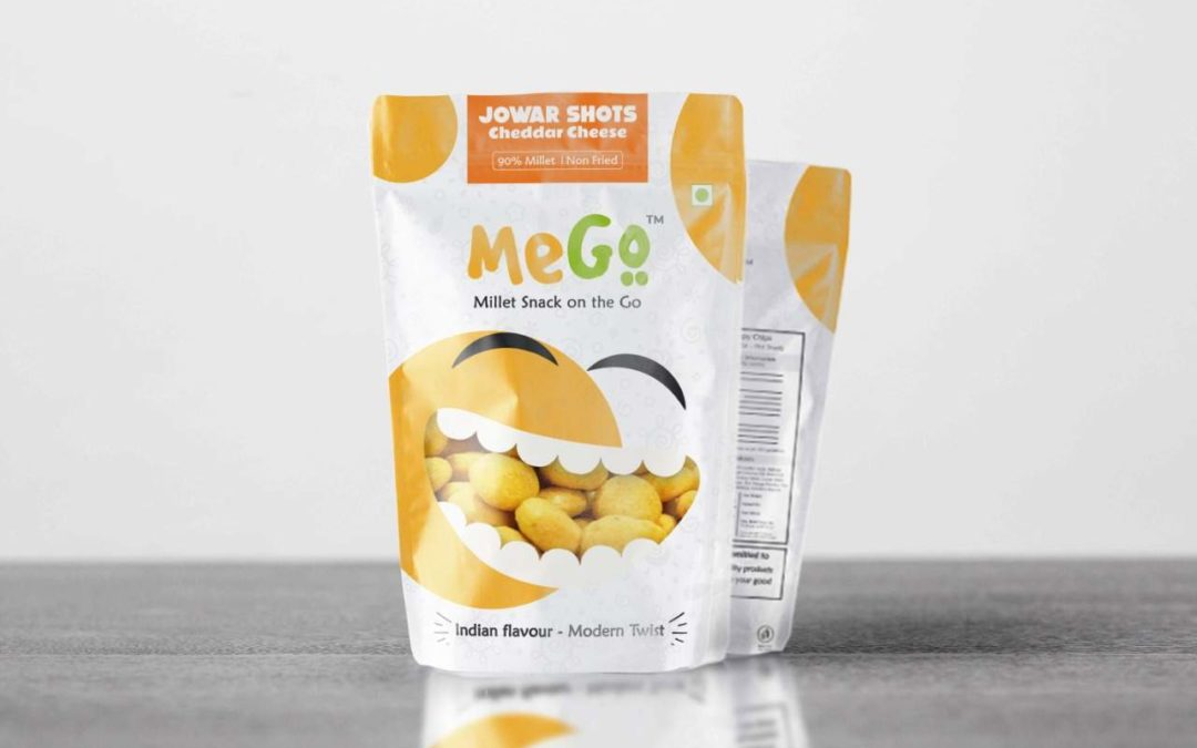 Jowar puffs or sorghum sticks — take your pick from a variety of yummy and healthy snacks Hyderabad's Mego offers